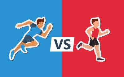 Au travail, êtes-vous sprinter ou marathonien? (Infographic)