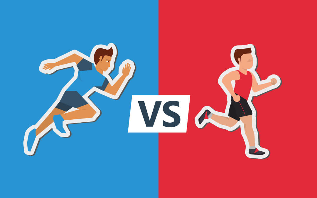 Are you a sprinter or a marathon runner, at work? (Infographic)