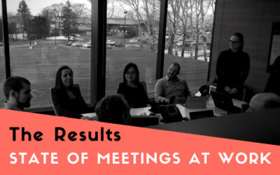 State of Meetings at work – The Results
