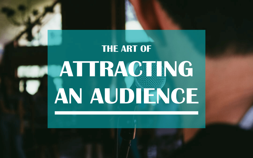 ART ATTRACTING AUDIENCE