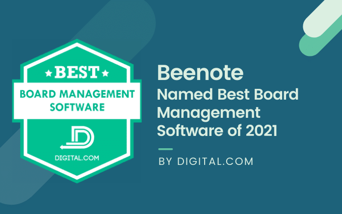 Blog Named best board management software