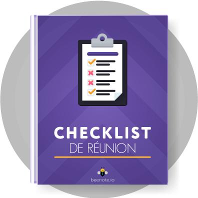 checklist reunion rond