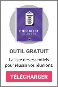 Outil gratuit télécharger checklist reunion