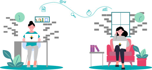 collaboration in real-time with Microsoft Teams