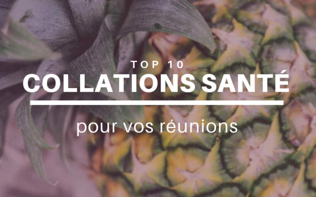 top 10 collations sante reunions