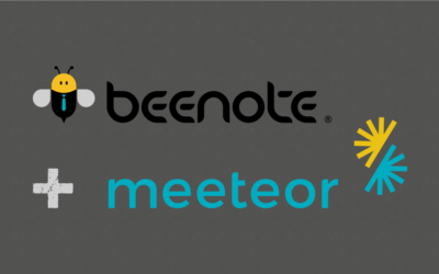 Beenote announces its alliance with Meeteor