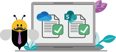 Microsoft OneDrive, Sharepoint